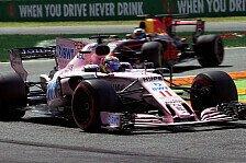 Budgetgrenze in der Formel 1: Szafnauer nennt konkrete Zahl