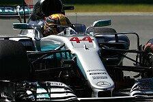 Wegen Vettel? Hamilton testet im WM-Kampf freiwillig für Pirelli