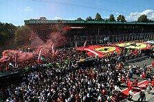 Formel 1 - Bilder: Italien GP - Sonntag
