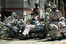 Formel 1 - Video: DHL Fastest Pit Stop Award: Formel-1-GP von Brasilien 2017