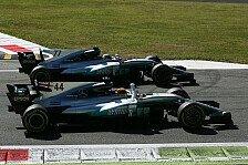 Mercedes führt Ferrari in Monza vor: Hamilton verhöhnt Tifosi