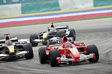 Formel 1 - Die Ferrari-Krise: Ernüchterung bei Rot