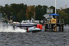 Internationales Flair in Rendsburg bei ADAC Motorboot-Serien
