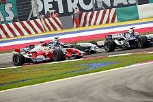 Formel 1 - Williams: Nick Heidfelds aufregendstes F1-Rennen