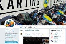 Fernando Alonso streicht McLaren-Honda: Blog zum Twitter-Drama