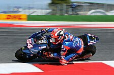 Moto2-Qualifying in Misano: Pasini auf Pole, Cortese in Top-15