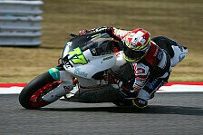 Domi Aegerter verliert Moto2-Sieg in Misano - Disqualifikation!