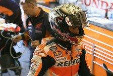 Honda-Sturzreigen in Misano: Marc Marquez erklärt die Ursache