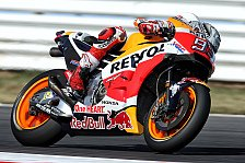 FP3 in Misano: Marquez vorn, Folger muss ins Q1