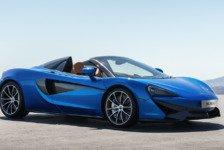 McLaren präsentiert 720S und 570S Spider auf der IAA