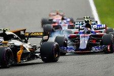 Palmer und Sainz im Renault-Cockpitstreit: Wer fährt in Sepang?
