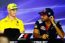 Gerücht: Sainz wegen McLaren und Honda noch 2017 zu Renault