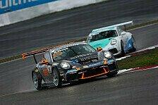 Carrera Cup Nürburgring: Podesterfolge für Huber Racing