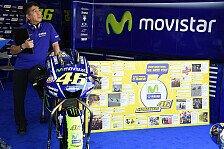 Valentino Rossi verpasst MotoGP Aragon: Ersatzfahrer gefunden