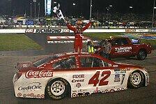 NASCAR Richmond: 4. Sieg für Larson, Playoff-Fahrer stehen fest
