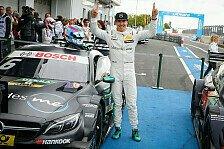 DTM Nürburgring 2017: Stimmen zu Rennen 2 - Audi war zu schwer