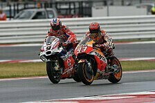 Marquez vs. Petrucci: So lief das MotoGP-Duell in Misano