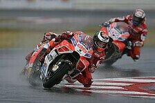 MotoGP-Stallorder in Sepang: Ducati verteidigt sich