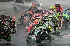 MotoGP: Regeländerungen für Tests und Wildcards 2018 und 2019