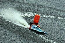 Finale der ADAC Motorboot-Serien in Düren