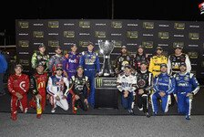 NASCAR: Infos und TV-Termine zur ersten Playoff-Saison 2017