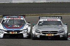 DTM Nürburgring: Paffett regt sich nach Unfall über BMW auf