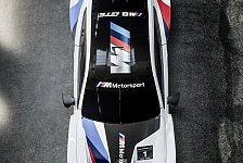 WEC - Bilder: Der neue BMW M8 GTE für Le Mans