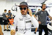 McLaren F1: Fernando Alonsos Verlängerung für 2018 steht bevor
