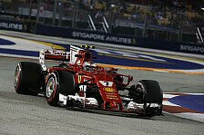 Kimi Räikkönen: Red Bull hat Formel 1 in Singapur nur genarrt