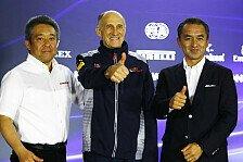 Formel 1: Honda will mit Toro Rosso 2018 sofort Top-3 angreifen
