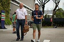 Pascal Wehrlein: Formel-1-Comeback bei Toro Rosso?