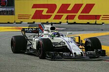 Formel 1 2018: Freie Plätze bei Sauber, Williams und Toro Rosso
