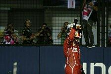 Formel 1 Singapur - Vettel vs. Red Bull: 7 Schlüsselfaktoren