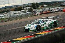 Jeffrey Schmidt lässt am Sachsenring die Audi-Ringe strahlen