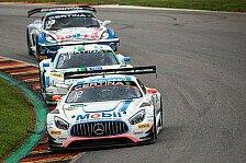 ZAKSPEED trotz Strafe 2019 mit zwei Mercedes im ADAC GT Masters