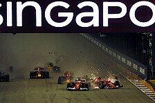 Formel 1 Singapur 2017: Die 9 Antworten zum Chaos-Rennen