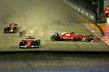 Formel 1 - Bilderserie: Singapur GP - Pressestimmen: Ferrari in Stücke gerissen