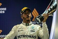 Lewis Hamilton geschockt: Singapur WM-Gamechanger statt Horror