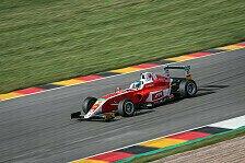 Lechner Racing-Pilot Wishofer vor Gewinn der Rookie-Wertung