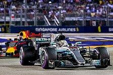 Formel-1-Analyse: Mercedes bezwingt Singapur-Angst - Die Gründe