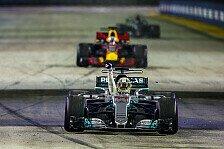 Formel 1 Japan - Grosjean verpetzt Hamilton: Nicht angeschnallt