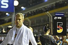 Formel 1 - Bilderserie: Singapur GP - Fundsachen