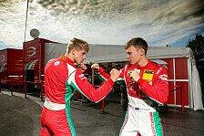 ADAC Formel 4: Fahrerlagergeschichten vom Sachsenring