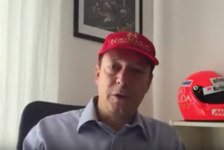 Formel 1 - Video: Formel 1 Singapur 2017: Alex Kristan alias Niki Lauda analysiert