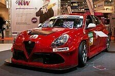 Weitere Marke in der ADAC TCR Germany: Alfa Romeo in Hockenheim