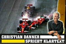 Danner spricht Klartext zum Singapur-Crash: Vettel nicht schuld