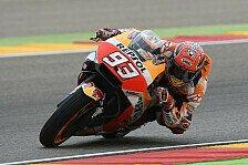 MotoGP Aragon 2017: Marquez sieht Vinales als Favorit