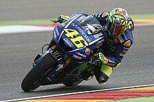 MotoGP Aragon 2017: Vinales auf Pole, Rossi 3. im Qualifying
