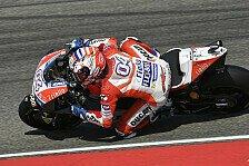 MotoGP Motegi 2017: Reaktionen zum Training