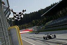 Formel 3 EM Spielberg: Eriksson gewinnt auch Rennen 3